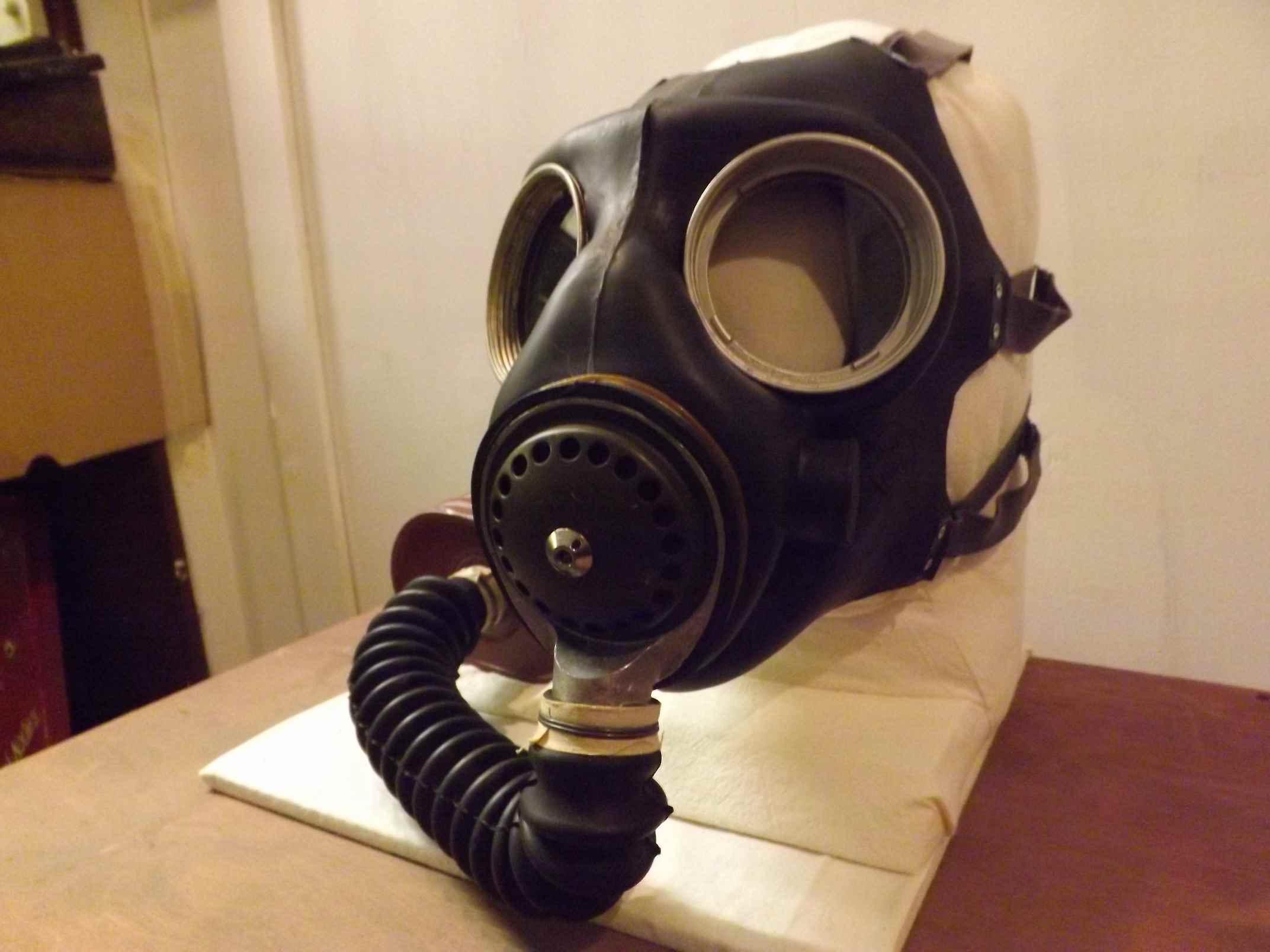 Gask Mask (respirator)