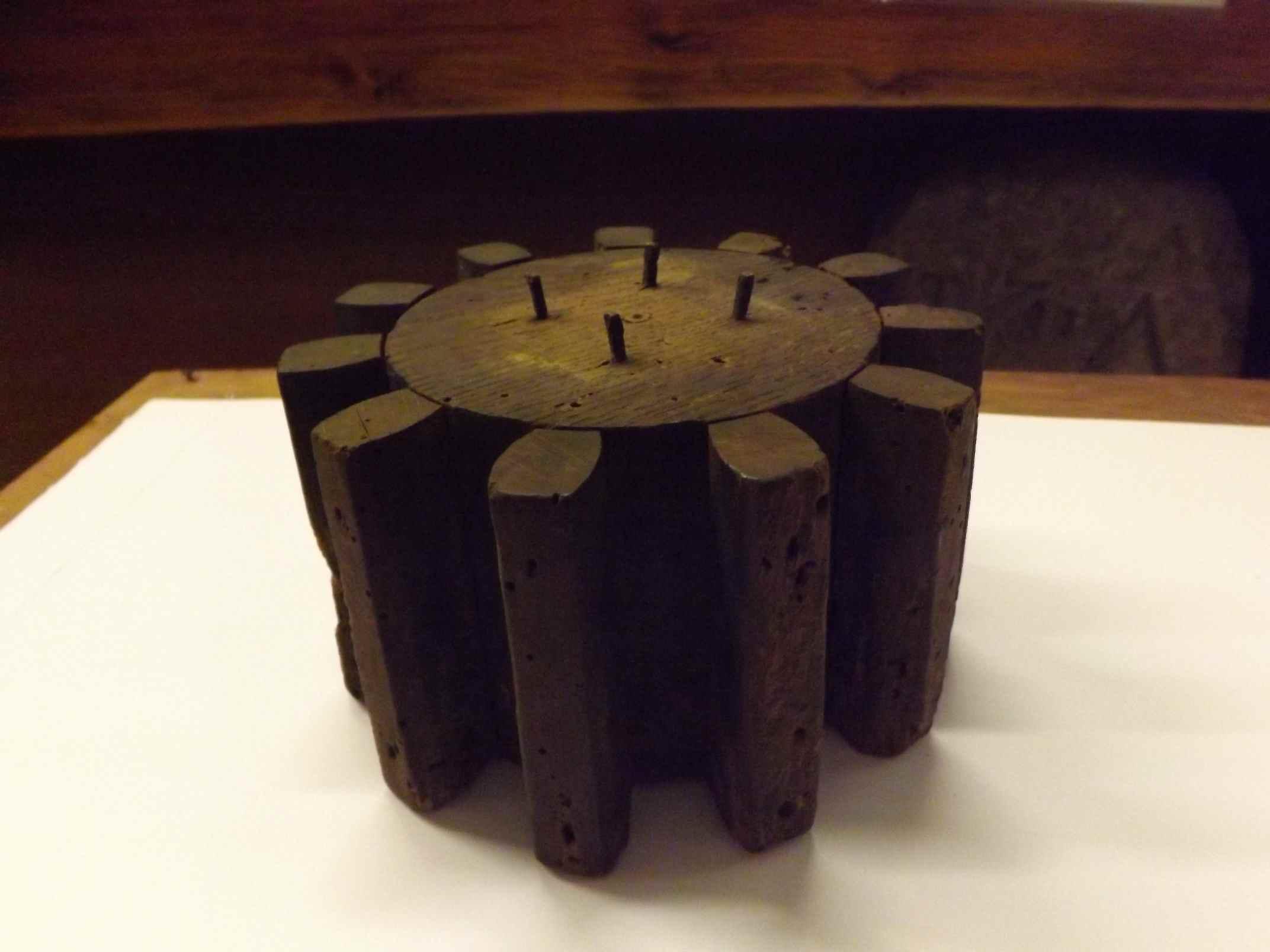 Wooden Cogs