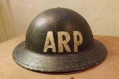 ARP WW2 Helmet