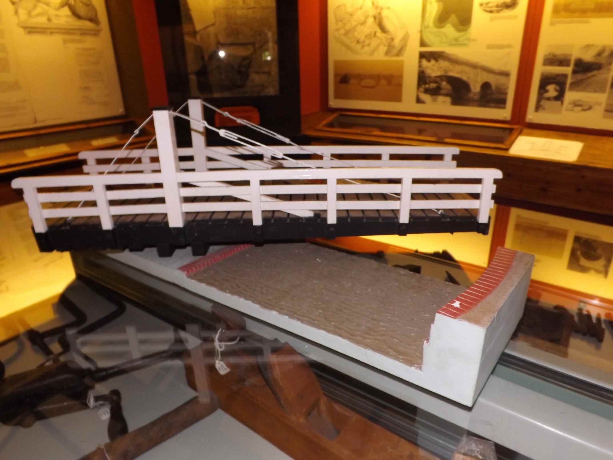 Canal Bridge- Display