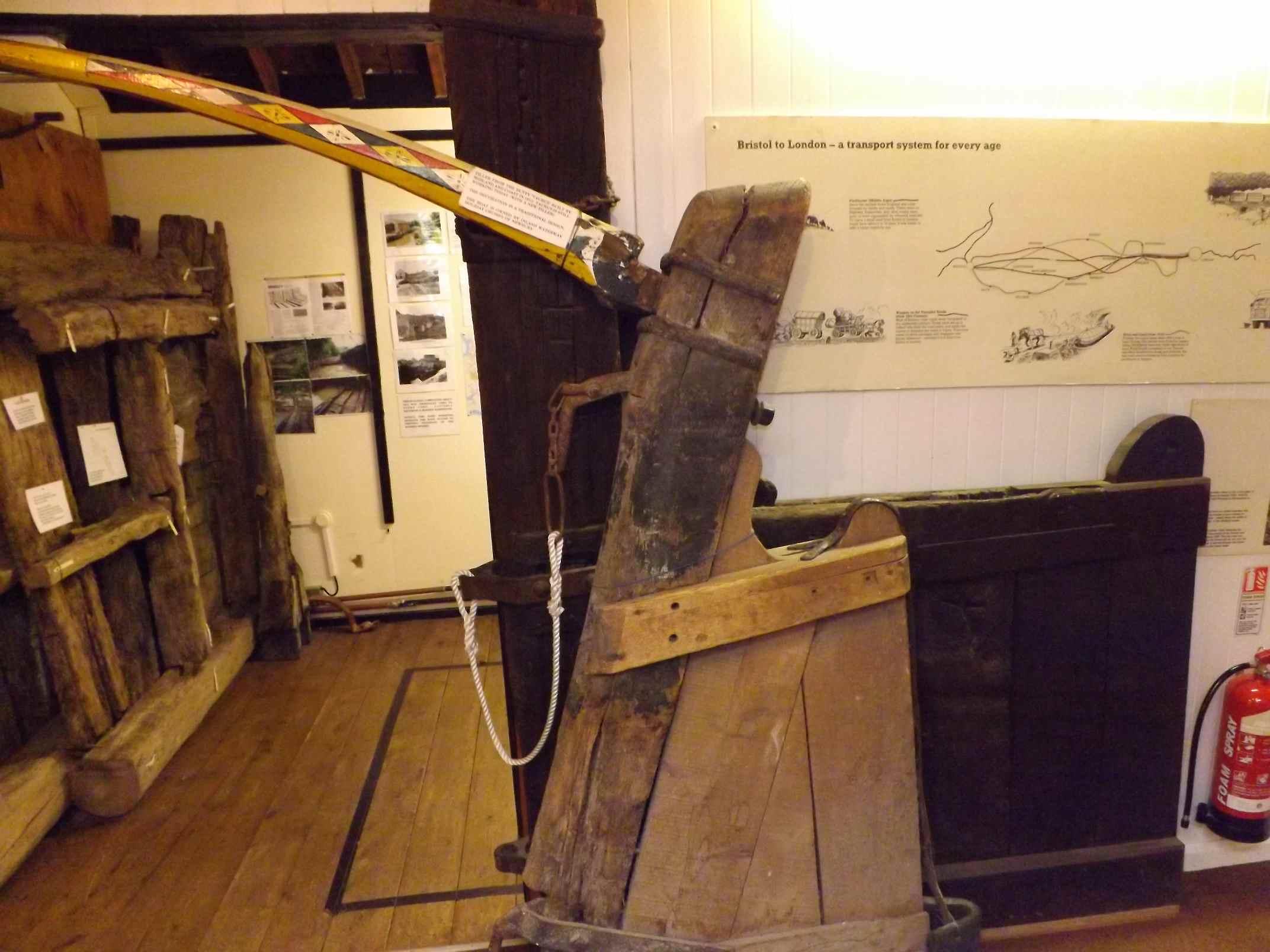 Boat Rudders